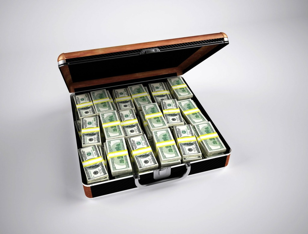 Pengar kontakt